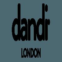 dandi london sweat logo