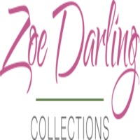 british designer handbags, category image showing zoe darling pink text and collections text