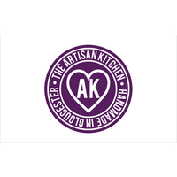 britsh food brands the artisan kitchen logo