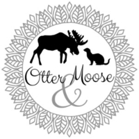 British made gifts, otter and moose