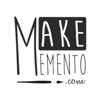 make memento, british made gifts, logo