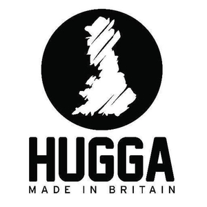sportswear made in the uk category image showing hugga made in britain sports logo, buy british
