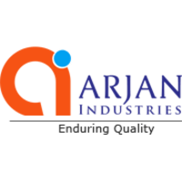 british manufacturers arjan industries text logo