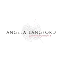 angela langford, british made beauty and skincare logo