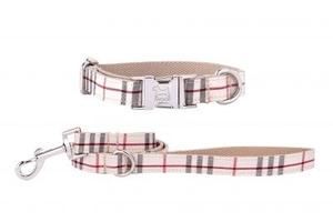 british made dog collars, designer dog leads by iwoof