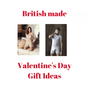 best british made valentine's day gift ideas for men and women, made in great britain