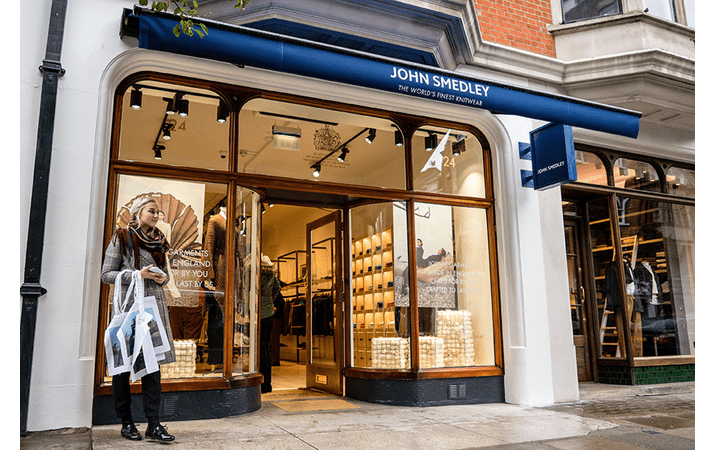 John Smedley, Knitwear, Shop, Made in Britain, Best British Menswear Brands