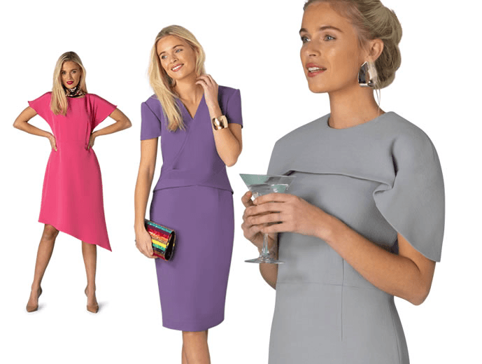 Michaela Jedinak, classic dresses, made in great britain, british womenswear brands