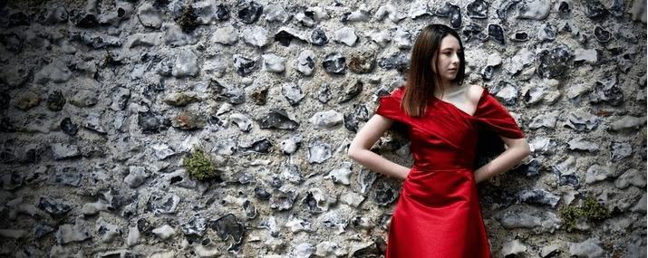 Caroline Bruce, ethical , british womenswear brands