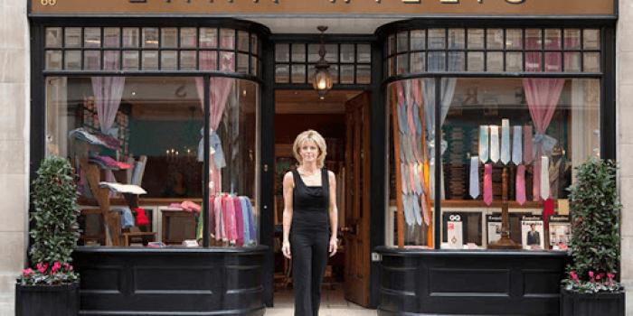Emma Willis, Shirtmaker, london, best british menswear brands, made in great britain