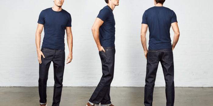 hiut denim, british made men's denim jeans, made in great britain