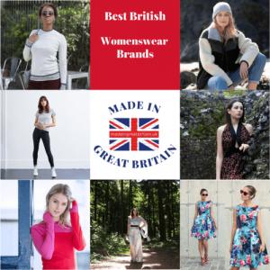 Best British Womenswear Brands, made in britain
