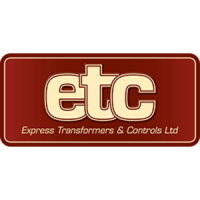 etc ltd, electrical transformers and components, logo, uk electrical manufacturers