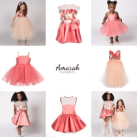 amarah london, luxury british girls dresses, british made kids clothes
