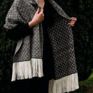 araminta campbell knitwear shawls throws and cushions
