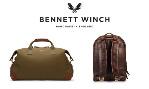 bennett and winch handmade in england bags and backpacks luxury