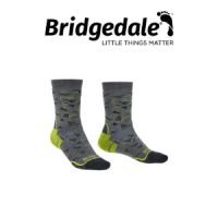 bridgedale outdoor socks made in uk for camping,