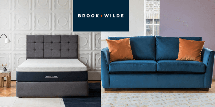 british made beds and sofa beds made in uk by brook and wilde
