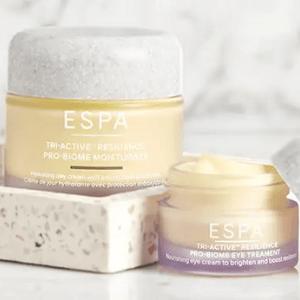 espa skincare body and bath skincare face cream
