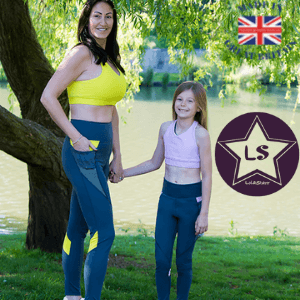 lola starr mum and kids athleisurewear collection