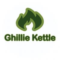 Ghillie Kettle, british made outdoor equipment