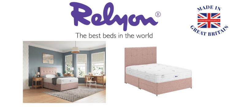 reylon british made mattresses and beds, uk mattress manufacturers, best british mattresses, uk mattress brands