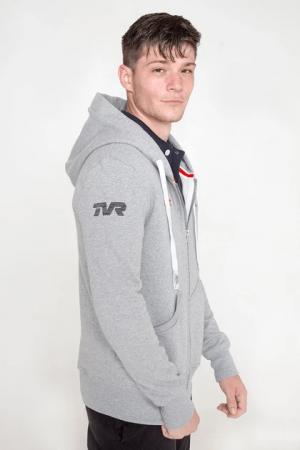 teddy edward, tvr racing hoodie